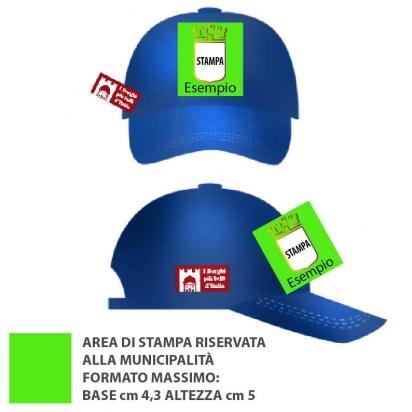 Personalizzazione Cappellino (schema)