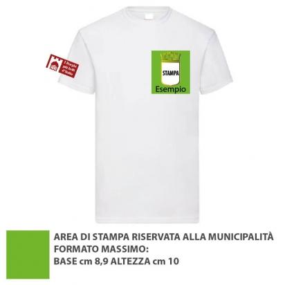 T-Shirt: Esempio di personalizzazione